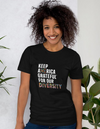 Grateful Diversity (Flags) Short-Sleeve Unisex T-Shirt