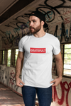 Men's White Short-Sleeve Grateful T-Shirt