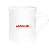 "WarholKids White ""Creative Juices"" Mug"