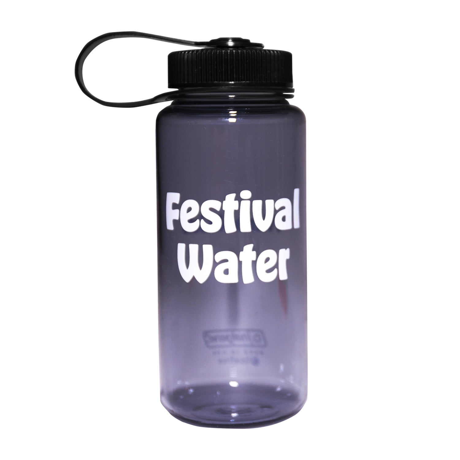 "WarholKids ""Festival Water"" Water Bottle (Grey)"