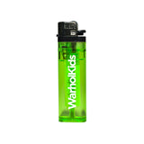 "WarholKids ""LOGO"" Lighter (Multiple Colors)"