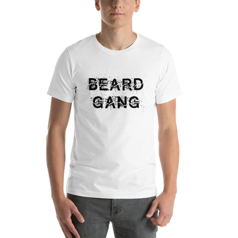 Beard Gang - Short-Sleeve T-Shirt