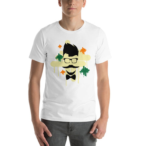 Bearded Design - Short-Sleeve T-Shirt