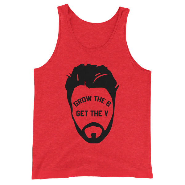 Grow The B Get The V Tank Top