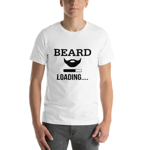 Beard Loading - Short-Sleeve T-Shirt