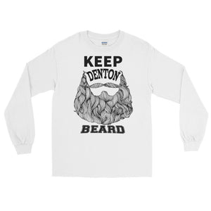 Keep Denton Beard Long Sleeve T-Shirt