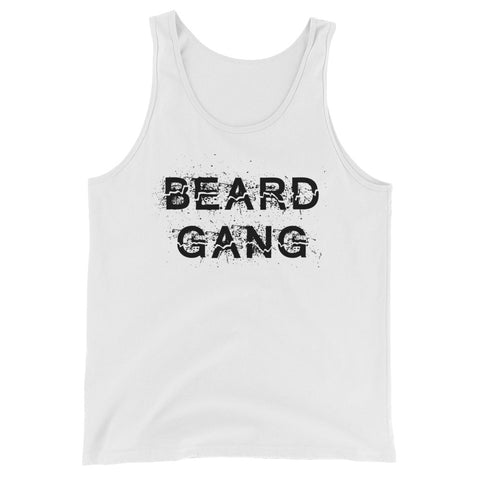 Beard Gang Tank Top