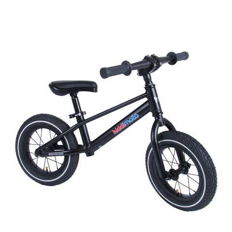 Mountain Balance Bike - Matte Black