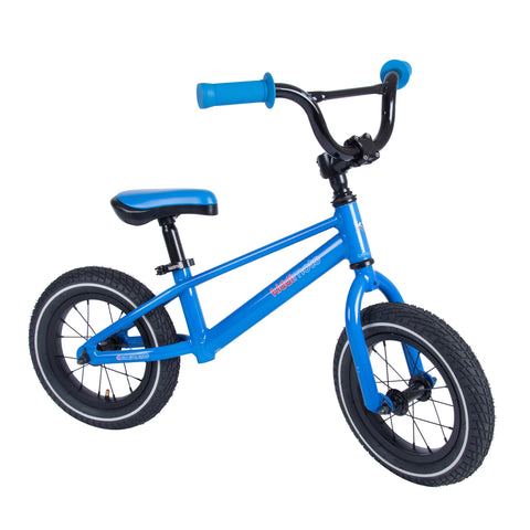 BMX Metal Balance Bike - Blue