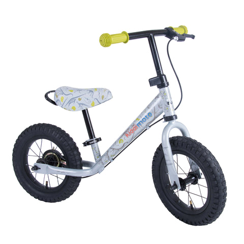 Super Junior Max Metal Balance Bike - Fossil
