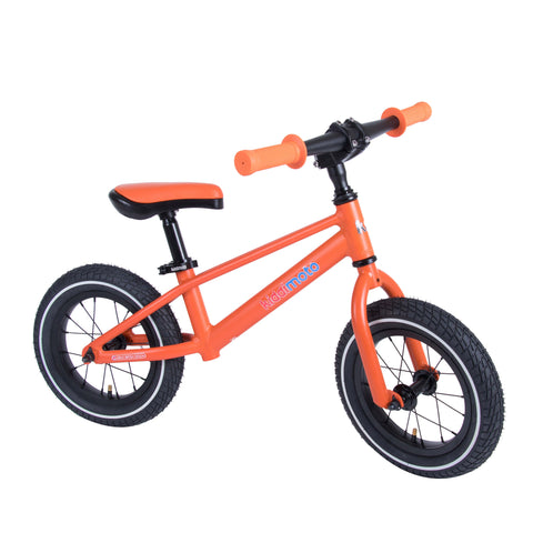 Mountain Balance Bike - Matte Orange
