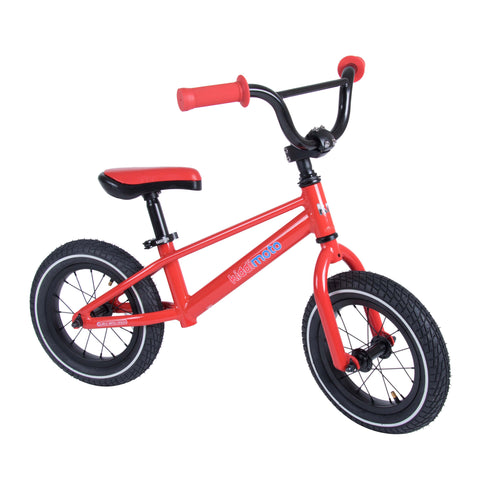 BMX Metal Balance Bike - Red