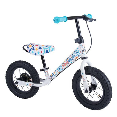 Super Junior Max Metal Balance Bike - Stars