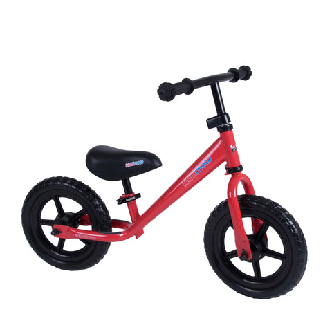 Super Junior Metal Balance Bike - Red