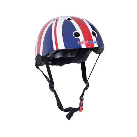 Union Jack Bicycle Helmet
