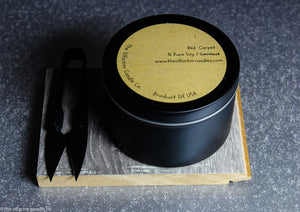Luxury Stylish Coconut Candle 8 oz - RED CARPET