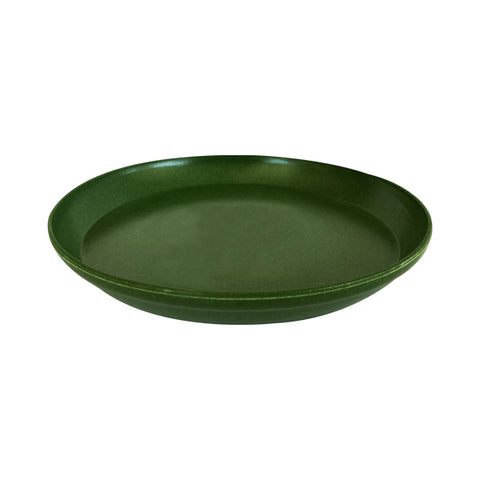 Plato para maceteros color verde Decogreen.