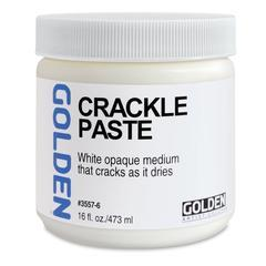 Golden 16oz Crackle Paste