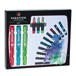 Sheaffer Classic Calligraphy Maxi Kit