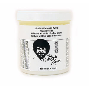 Bob Ross Liquid Oil White 250ml