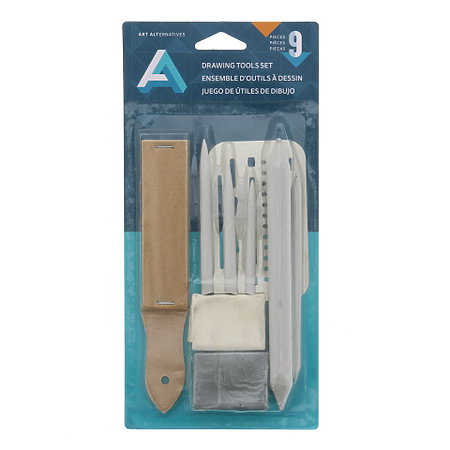 Art Alternatives Drawing Tools Set
