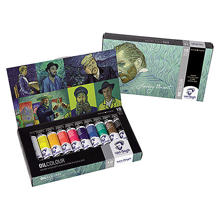 Van Gogh Loving Vincent Set - 10 x 40ml