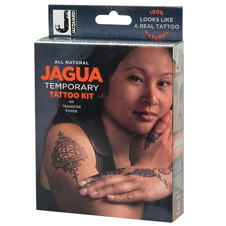 Jacquard Jagua Natural Temporary Tattoo Kit