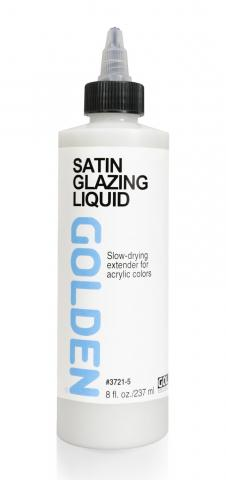 Golden 16oz Glazing Liquid Satin