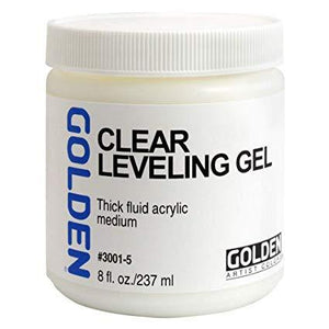 Golden 8oz Clear Leveling Gel