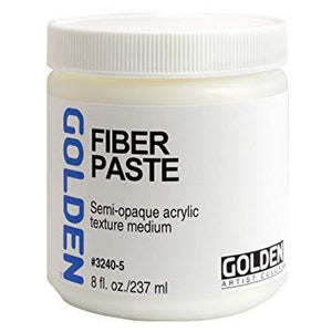 Golden 8oz Fibre Paste