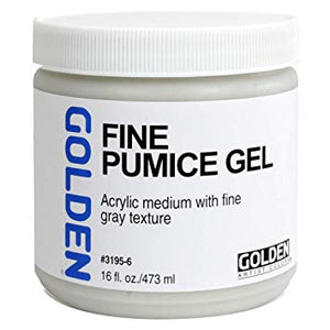 Golden 16oz Fine Pumice Gel