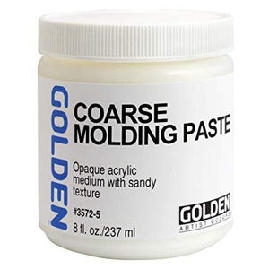 Golden 8oz Coarse Molding Paste