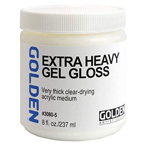 Golden 8oz Heavy Gel Gloss