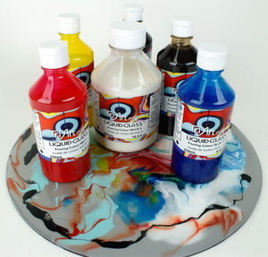 Tri-Art Pouring Colour Black 60ml