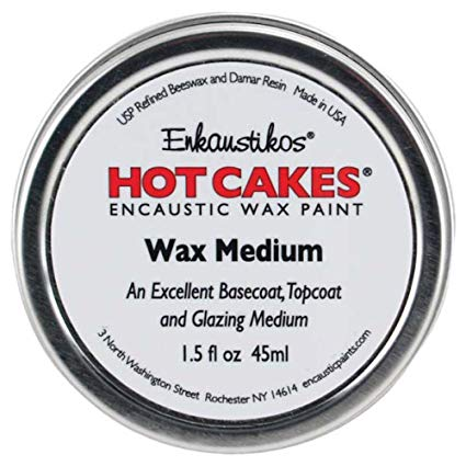 Enkaustikos Hot Cakes Wax Medium 45ml