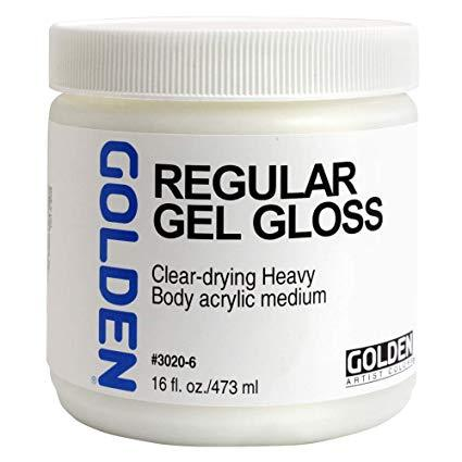 Golden 16oz Regular Gel Gloss