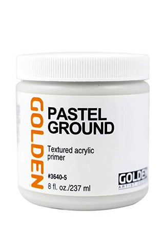 Golden 8oz Pastel Ground