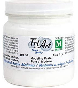 Tri-Art Modeling Paste 250ml