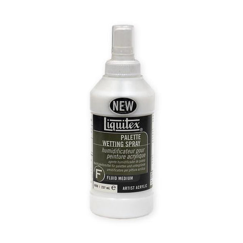 Liquitex Palette Wetting Spray 8oz