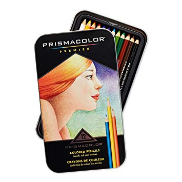 Prismacolor Premier Coloured Pencil Set/12