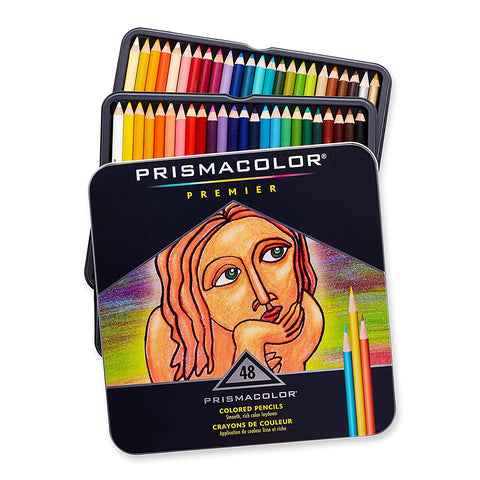Prismacolor Premier Colored Pencil Set of 48