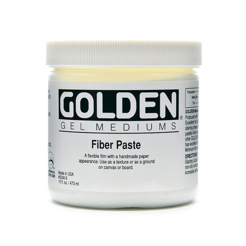 Golden 16oz Fibre Paste