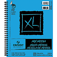 Canson XL Mixed Media Pad 9x12