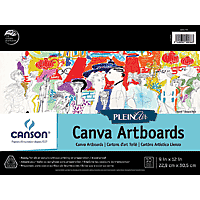 Canson Plein Air Canvas Boards 9x12