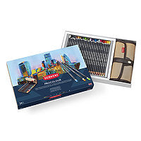 Derwent Procolour Coloured Pencils 24 Wrap Set
