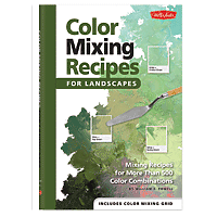Walter Foster - Colour Mixing Recipes For Landscapes