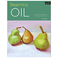 Walter Foster - Portfolio Beginning Oil - Book