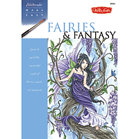 Walter Foster - Watercolour Made Easy - Fairies & Fantasy