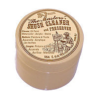 General Pencil The Masters Brush Cleaner 1oz