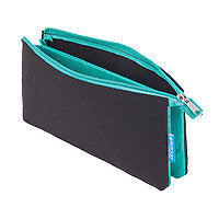 Itoya ProFolio Midtown Pouch 5x9 Black/Wintergreen